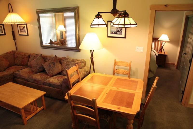 Sunstone Lodge 114 Two Bedroom Mammoth Vacation Rental